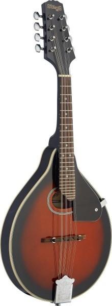Stagg M30 Bluegrass Mandoline mit Fichtendecke