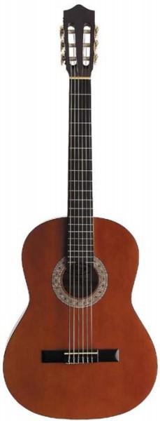 Stagg C516 1/2 Klassikgitarre in havana mit Fichtendecke