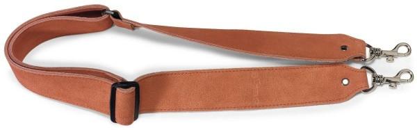Stagg SDS-BANJO BRW Braun Rauleder-Gurt für Banjo