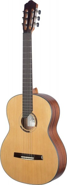 Angel Lopez ERE-S LH Klassikgitarre m. massiver Zederndecke, Linkshändermodell, Eresma Serie,