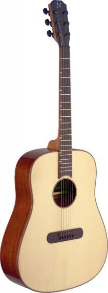 James Neligan LIS-D Lismore Serie, Dreadnought Akustikgitarre m. massiver Fichtendecke