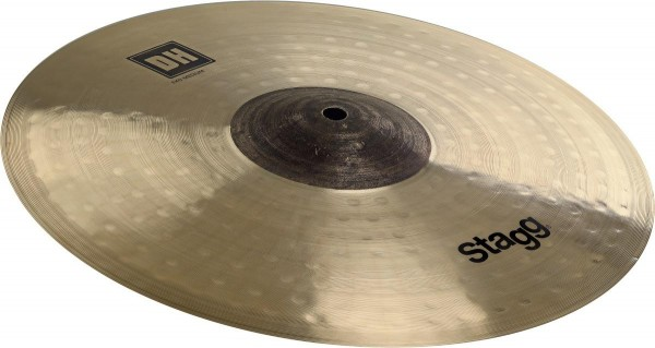 "Stagg DH-SM8E 8"" DH Exo medium Splash - doppelt gehämmert"