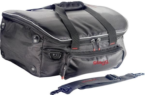 Stagg SBOB Gepolsterte Nylontasche für Bongo-Set
