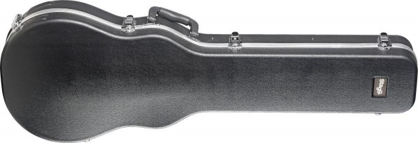 Stagg ABS-LP ABS-Koffer für Les Paul-Typ E-Gitarre