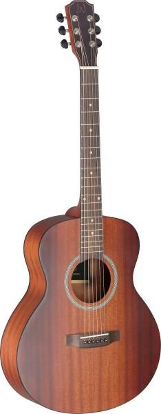 James Neligan DEV-A MINI BBST Deveron Serie Mini Auditorium Akustikgitarre, Reisegitarre mit Decke a