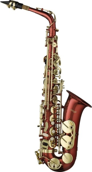 Stagg WS-AS217S Es Alt Saxophon, im Softcase