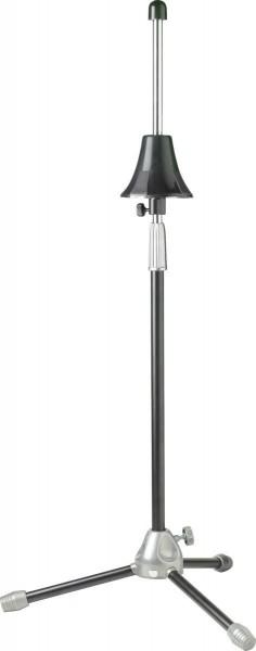 Stagg WIS-A25BK robuster, zusammenklappbarer Posaunenständer