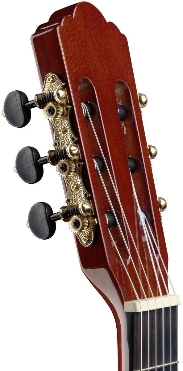MEN S Mencia Serie klassische Gitarre mit massiver Fichtendecke