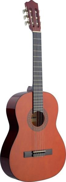 Stagg C542 4/4 Klassik-Gitarre in natur mit Lindendecke