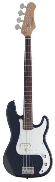 "Stagg P250-BK ""P"" Standard E-Bassgitarre"