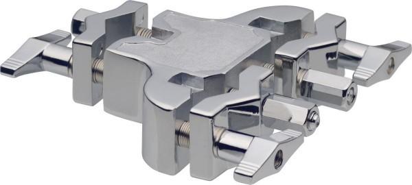 Stagg ATC-3 3-Wege Halterungsklammer für Tomarme