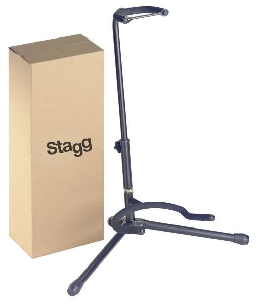 Stagg SG-50 BK Einfacher Gitarrenständer