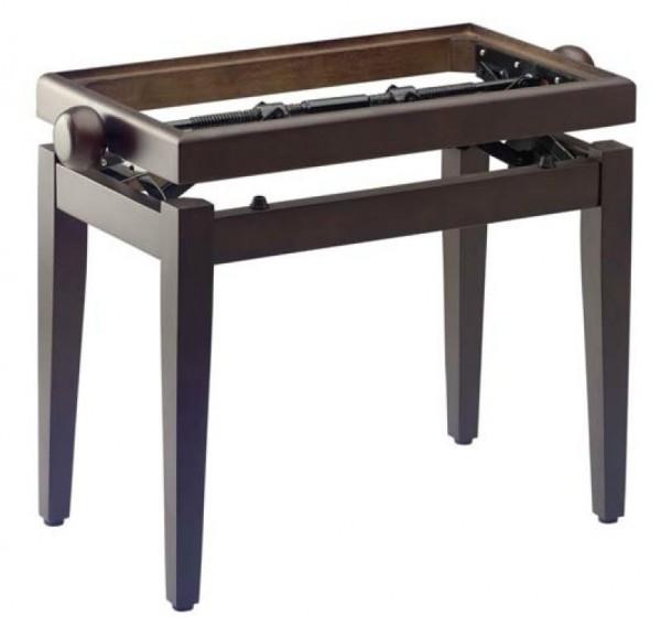 Stagg PB45 WN DARK M Klavierbank in Nuss dunkel matt, Modell PB 45