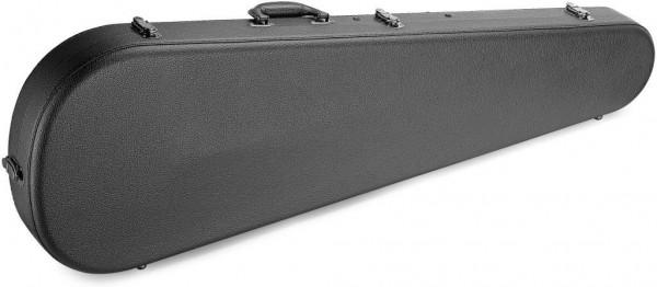 Stagg GPU-B Leichter PU-Hartschalenkoffer für Bassgitarre