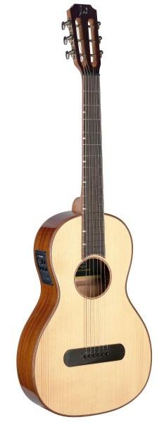 James Neligan LIS-PFI James Neligan LIS-PFI Lismore Serie, Parlor E-Akustikgitarre m. massiver Decke