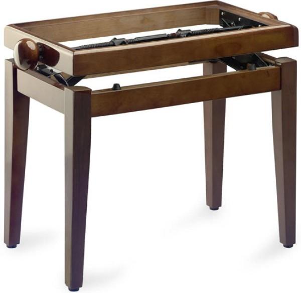 Stagg PB45 WN P Klavierbank in Nuss poliert Modell PB 45