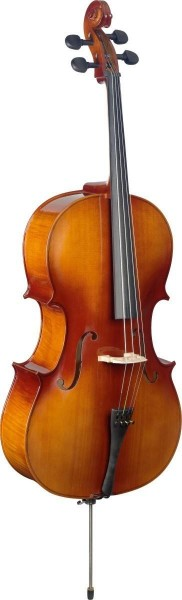 Stagg VNC-3/4 L 3/4 Solid Maple Cello with bag