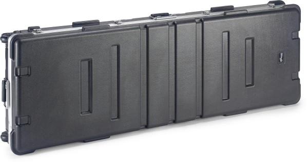 Stagg ABS-KTC148 Standard ABS-Koffer für Keyboard, m. Rollen